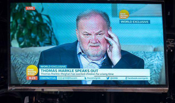 Lähteiden mukaan Thomas pelkää hovin reaktiota.