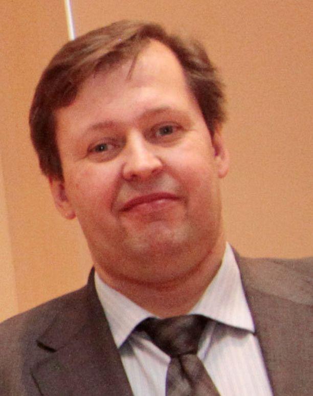 Jukka Olli BusinessOulusta auttaa suomalaisfirmoja Norjan markkinoilla.