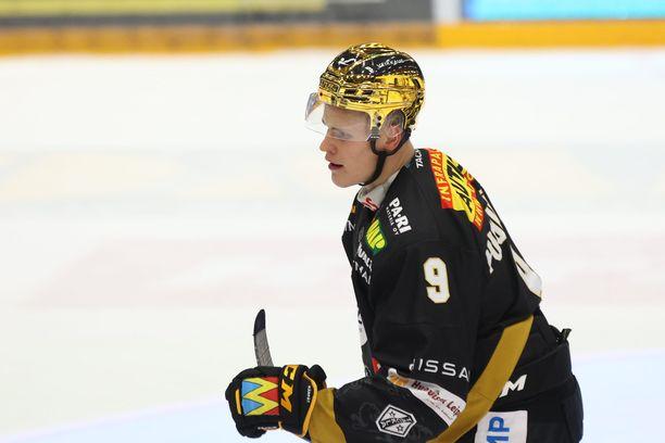 Jesse Puljujärvi iski voittomaalin.