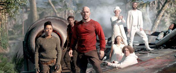 Iron Sky: The Coming Race sai ensi-iltansa 16. tammikuuta.