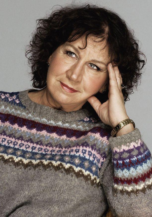 Kristiina Elstelä vuonna 2008.