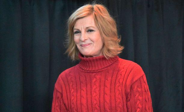 Marja-Liisa Kirvesniemi kertoi avoimesti elämänsä suurista tragedioista ohjelmassa.