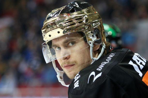 Michael Keränen palaa SM-liigaan.