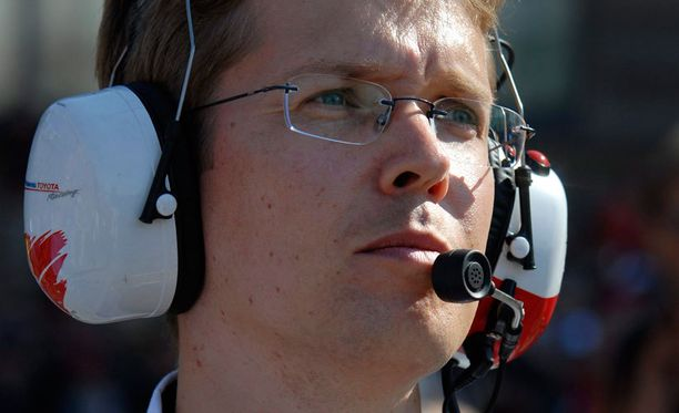 Ossi Oikarinen on tehnyt pitkän uran F1-insinöörinä.