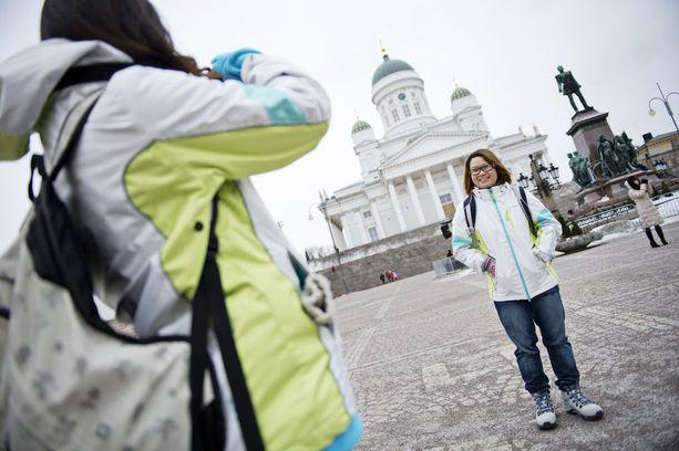Yhdysvallat varoittaa kansalaisiaan olemaan Euroopassa valppaina muun muassa turistikohteissa. Kuvituskuva.