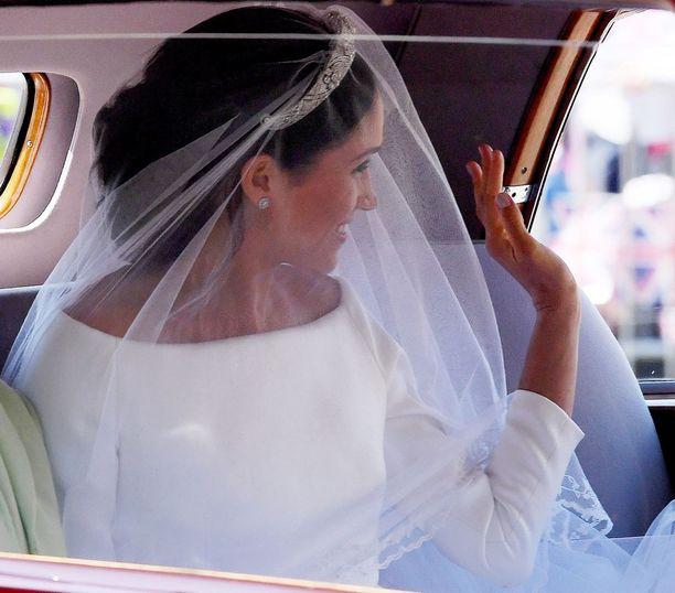 Meghan Marklen ja prinssi Harryn kuninkaallisia häitä juhlittiin 19. toukokuuta.
