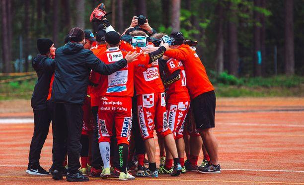 Joensuun Maila voitti seurahistoriansa ensimmäisen Suomen mestaruuden. Viitenä viime syksynä joukkue on joutunut tyytymään pronssiin.