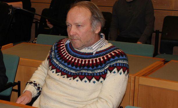 Teuvo Hakkarainen oli oikeudessa syytettynä kiihottamisesta kansanryhmää vastaan tammikuun alussa.
