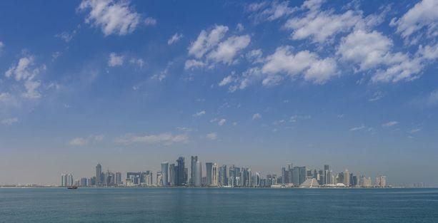 Suorat lennot Helsingistä Dohaan aloitettiin syksyllä.