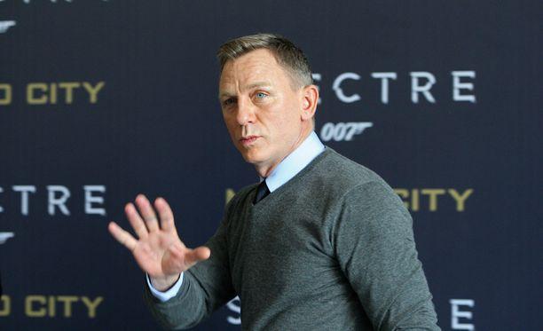 James Bond -elokuvat ovat nousseet uuteen kukoistukseen Daniel Craigin myötä.