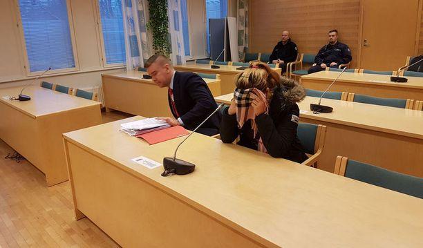 Nainen tuomittiin yhdeksän vuoden vankeuteen keskiviikkona Etelä-Savon käräjäoikeudessa.