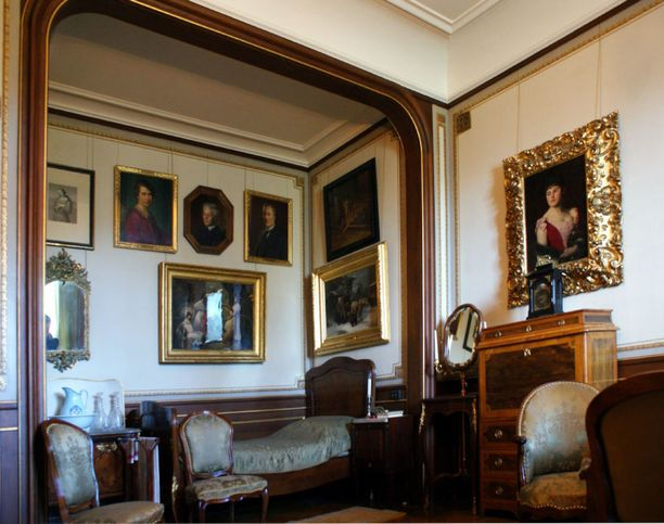 Hallwylin museon mittava taidekokoelma on yhden pariskunnan keräämä.