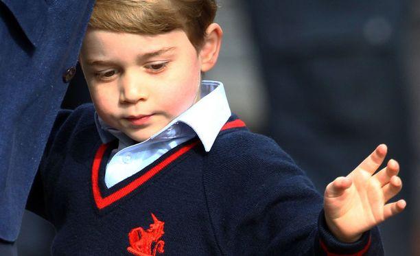 Prinssi George Alexander Louis täyttää kesäkuun 22. päivä 5 vuotta.
