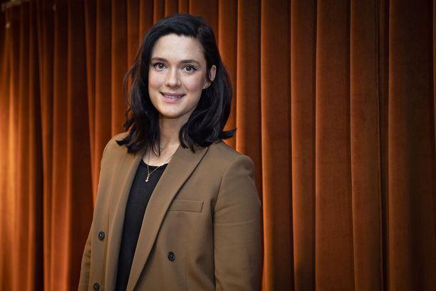 Krista Kosonen on saanut jalansijaa kansainvälisiin tuotantoihin.