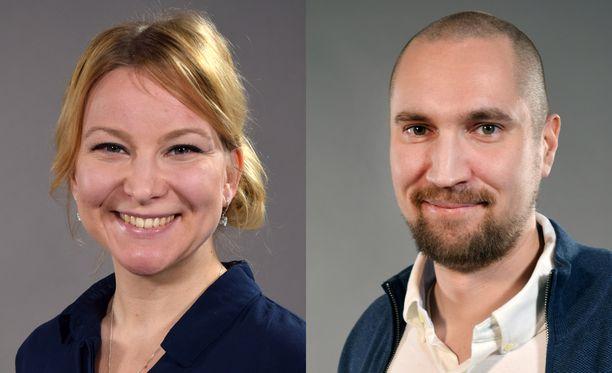 Miina ja Heikki löysivät rakkauden suositusta tv-formaatista.