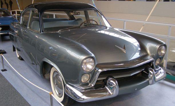 Volvo Philip suunniteltiin Yhdysvaltain markkinoille.