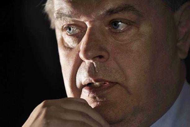 Valtiosihteeri Raimo Sailaksella on edessään pitkä sairausloma.