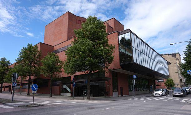 Tampereen Työväen Teatteri tiedottaa lomauttavansa koko henkilökuntansa