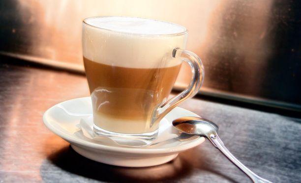 Kofeiinin Määrä