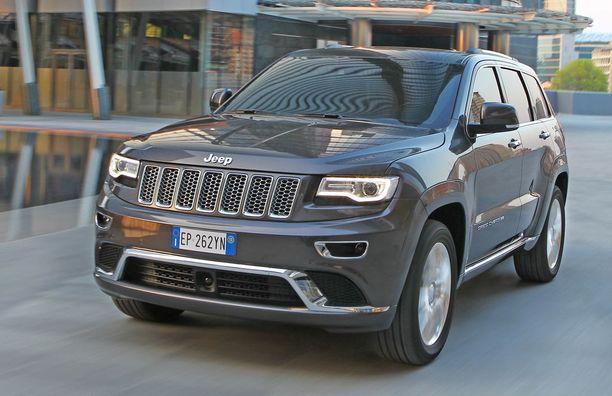 Jeepin vahva brändi on nyt kiinalaisten kiikarissa.
