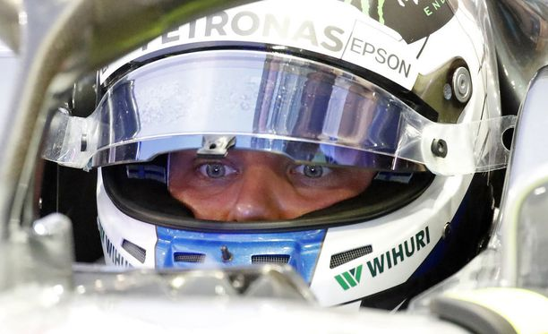 Valtteri Bottas lähti Singaporen GP:ssä matkaan neljännestä ruudusta ja ylitti maalilinjan samalla sijalla.