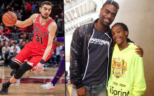 """NBA-koripalloilija paljasti: Oli paikalla, kun pikajuoksulegendan 15-vuotias tyttö ammuttiin kuoliaaksi – """"Seisoimme kuin idiootit"""""""