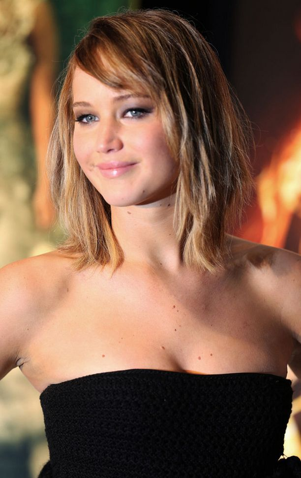 Myös Jennifer Lawrence täyttää elokuussa 23 vuotta.