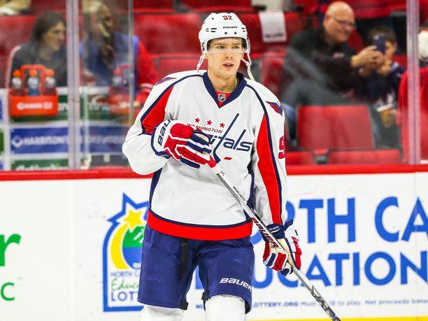 Jevgeni Kuznetsov sai kokaiinin käytöstä neljän vuoden kansainvälisen pelikiellon, mutta se ei päde NHL:ssä.