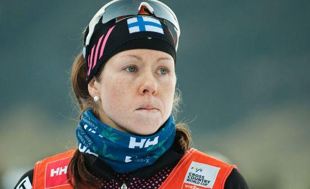Laura Monesen urakka Tour de Skillä on päättynyt.
