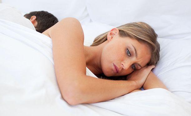 Oletko koskaan kertonut kumppanillesi, mikä saa sinut makuuhuoneessa villiksi?