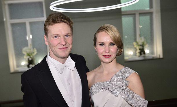 Toni ja Heidi Nieminen saavat perheenlisäystä.