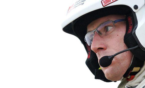 Jari-Matti Latvala sijoittui avaus-EK:n kuudenneksi.