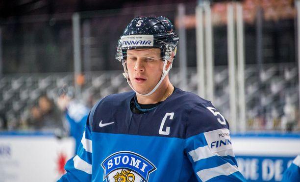 Lasse Kukkonen lienee pelikunnossa, totesi Lauri Marjamäki.