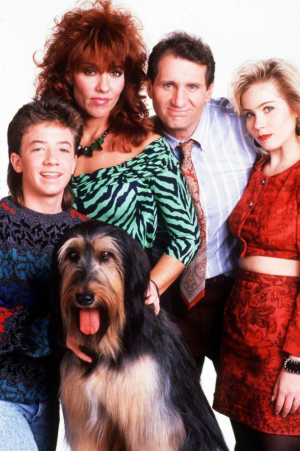 Katey Sagal teki läpimurtonsa 11 vuotta jatkuneessa televisiosarjassa Pulmuset.