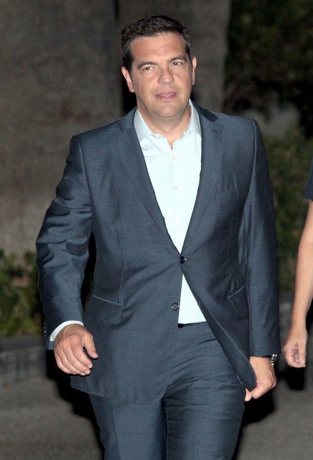Alexis Tsipras erosi Kreikan pääministerin tehtävästä kuluvalla viikolla.
