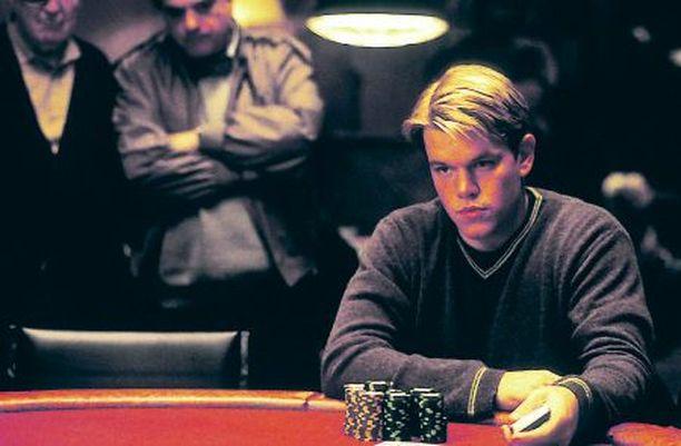 Matt Damon päättää jättää korttipöydät, mutta...