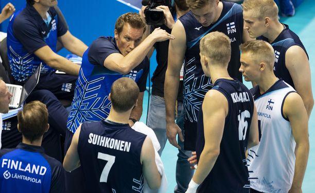 Suomi sai ikäviä uutisia MM-sarjajärjestelmään liittyen.