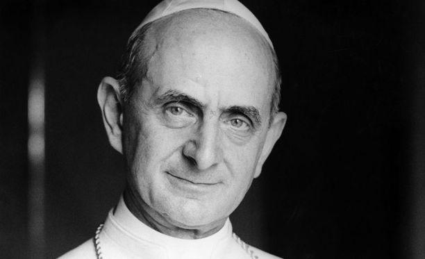 Paavali VI kuoli vuonna 1978.
