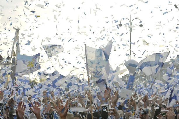 Satavuotiaalla Suomella on nyt kansainvälisenkin vertailun mukaan todella hyvä syy juhlia.