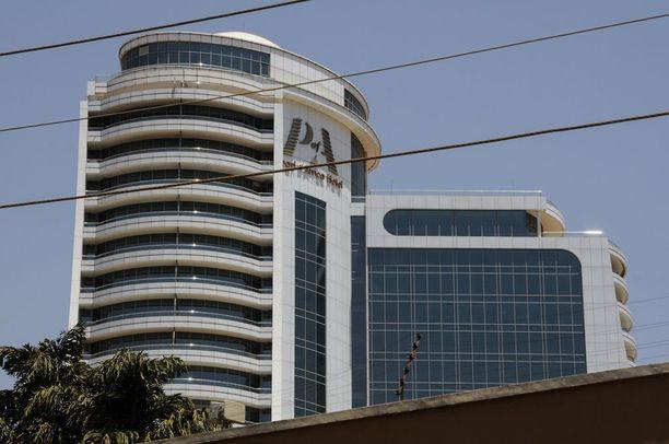 Liikemies löydettiin kuolleena Pearl of Africa -nimisestä hotellista helmikuussa.