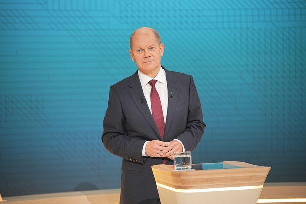 Valtiovarainministeri Olaf Scholz, 63, on tällä hetkellä suosikki Saksan seuraavaksi liittokansleriksi.