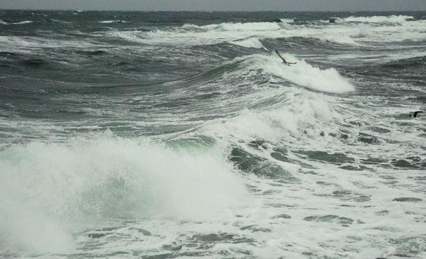 Itämeren pohjoisosissa myrskyää huomenna.