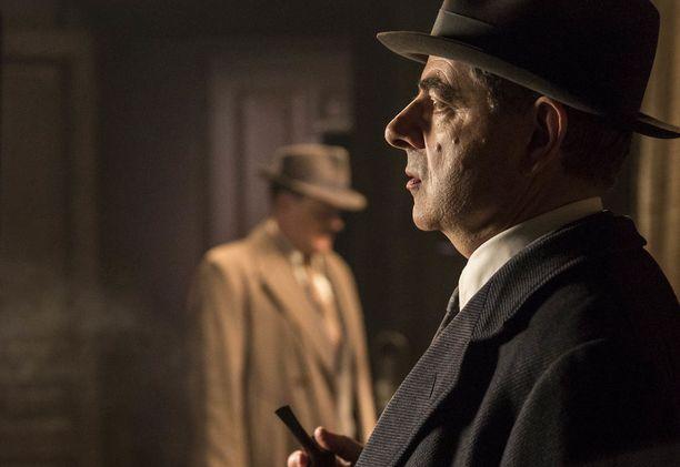 Atkinsonin komisario Maigret on hiljainen pohdiskelija.