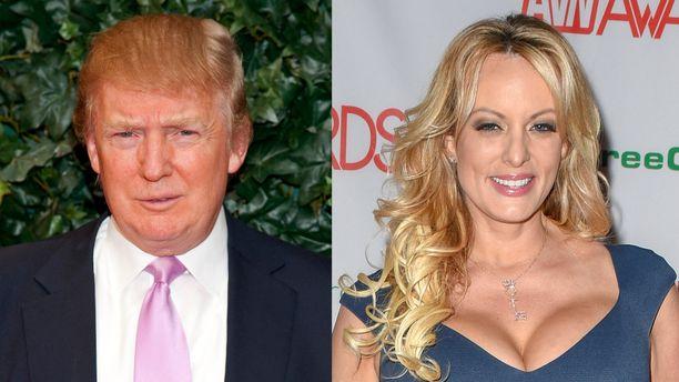 Stormy Danielsin mukaan hän ja Donald Trump viettivät lemmenyön Nevadassa.