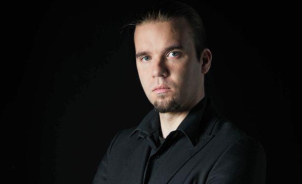 Iltalehden toimittaja Antti Halonen.