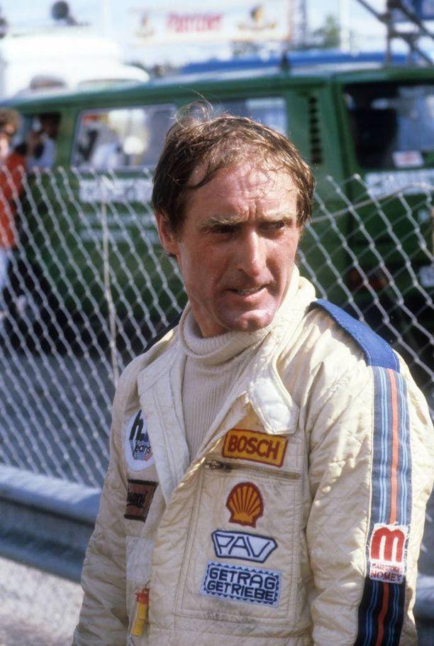 Manfred Schurti tuli tutuksi Porschen rata-autojen ratissa 1970-luvulla ja 1980-luvun alussa.