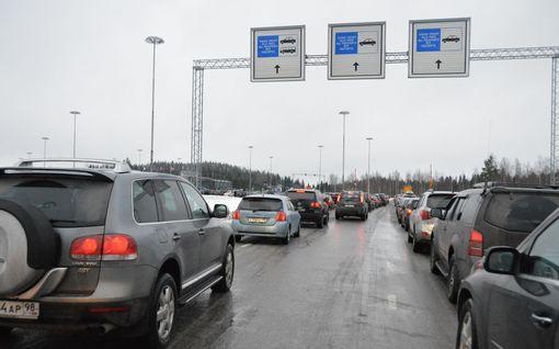 Matkustaminen Schengen-alueelle kielletään – Suomen ja Venäjän välinen raja kiinni