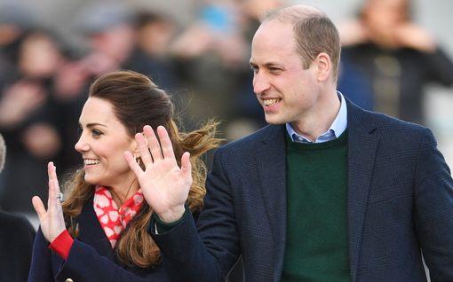 Prinssi Williamilta suloinen paljastus – lukee lapsilleen ennen nukkumaanmenoa