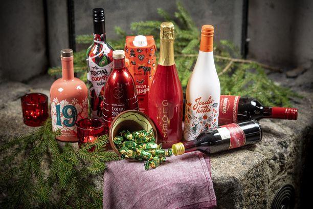 Joulun parhaat alkoholiglögit.