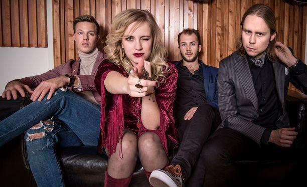 Haloo Helsinki! on palkittu suomalainen yhtye.